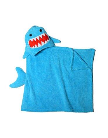 Zoocchini Ręcznik Z Kapturem Rekin