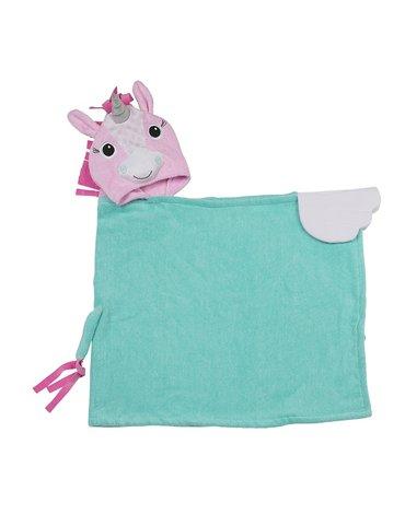 Zoocchini Ręcznik z Kapturem Jednorożec