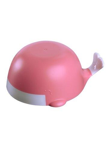 Mombella Miseczka Wieloryb Pink