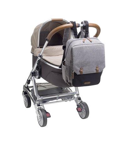 Babymel Plecak dla Taty George Black/Grey