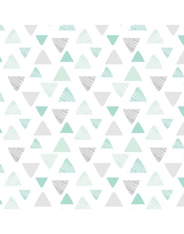 SwaddleMe Koc Muślinowy Triangles&Stars