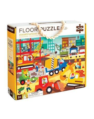 Petit Collage Puzzle Podłogowe Konstruktor