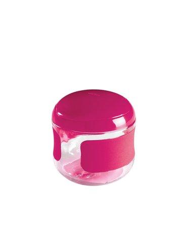 OXO Pojemnik na Przekąski Pink 148 ml