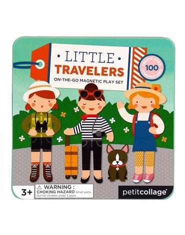 Petit Collage Magnetyczne Postacie Podróż