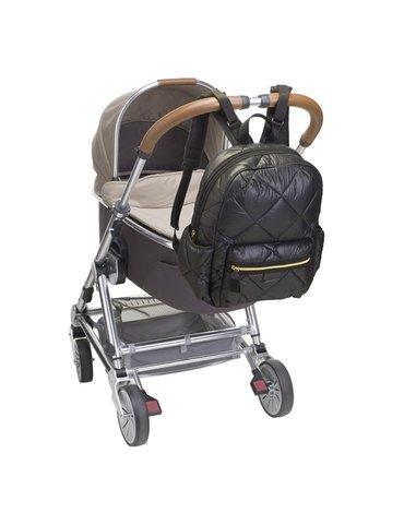 Babymel Plecak dla Mamy Luna Black Quilt
