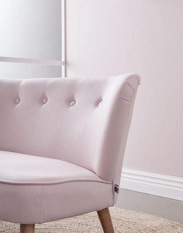 Kids Concept Sofa Light Pink