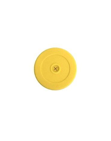 Silikids - GoSili Wieczko Silikonowe na Kubek Yellow