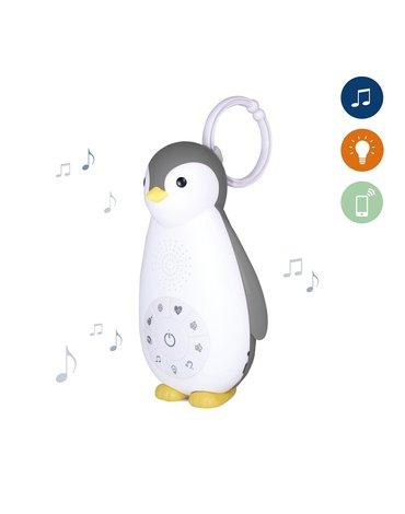 Zazu Kids - Zazu ZOE Usypianka Bluetooth Pingwin Grey