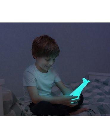 Zazu Kids - Zazu GINA Lampka z Latarką Żyrafa Blue