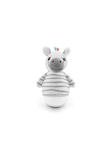 Zazu Kids - Zazu ZACK Lampka Wańka Wstańka Zebra