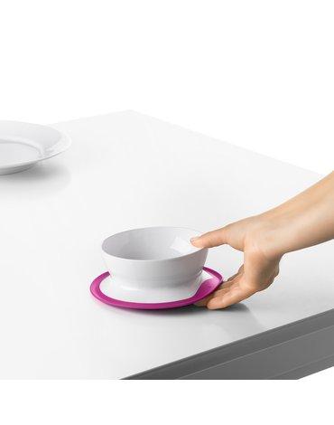 OXO Miseczka z Silikonową Przyssawką Pink