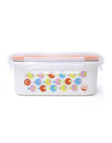 Innobaby Lunchbox Stalowy Fish Orange