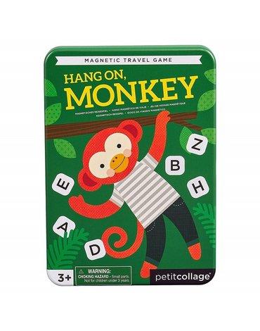 Petit Collage Gra Magnetyczna Małpka