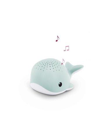 Zazu Kids - Zazu WALLY Projektor Wieloryb Blue