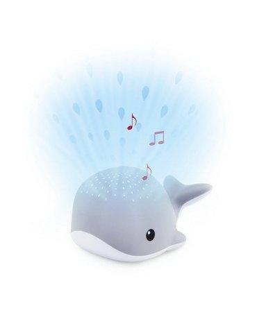 Zazu Kids - Zazu WALLY Projektor Wieloryb Grey