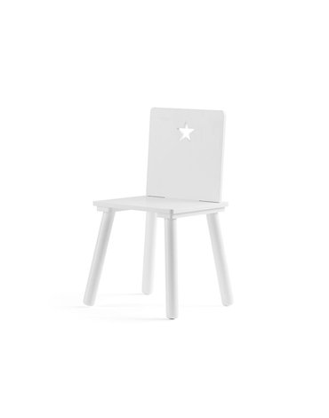 Kids Concept Star Krzesełko White