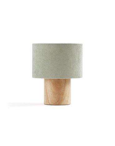 Kids Concept Lampa Stołowa Light Green