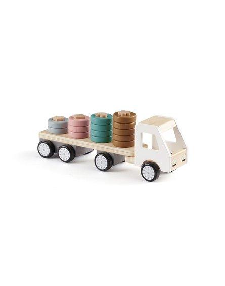 Kids Concept Aiden Ciężarówka z Klockami