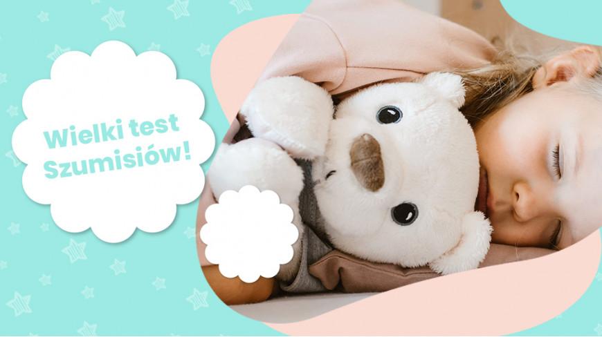 Poznaj niezwykłe, funkcjonalne zabawki dla najmłodszych - Szumisie Wishbear - test