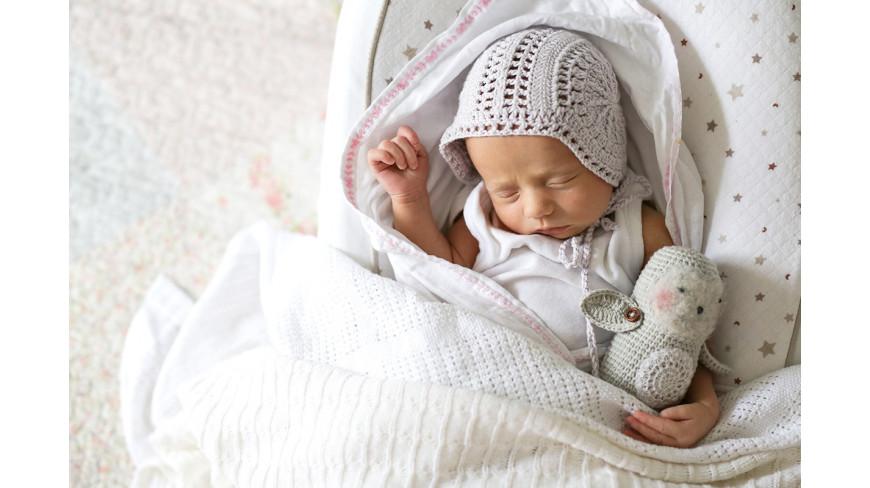 Gniazda i kokony dla niemowląt