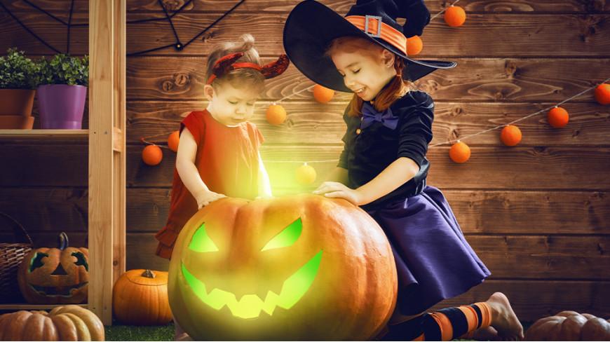 10 powodów, dla których warto obchodzić Halloween z dzieckiem