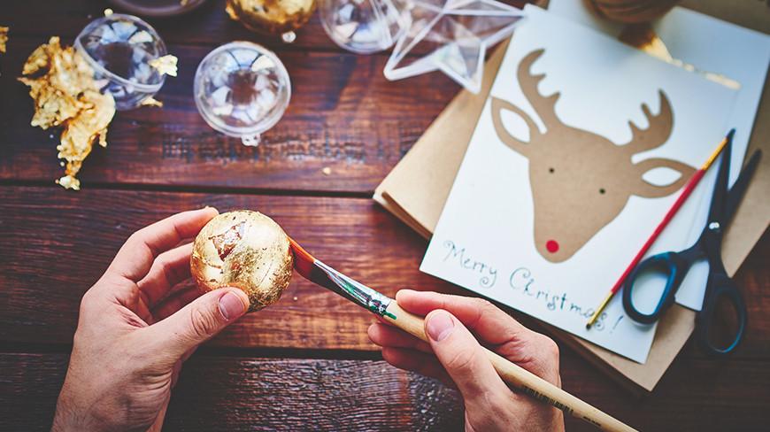 Kartki świąteczne DIY - zrobimy to sami