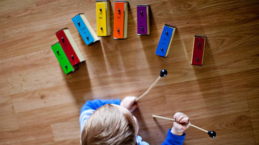 Prezenty muzyczne dla dzieci - wchodzimy w świat muzyki