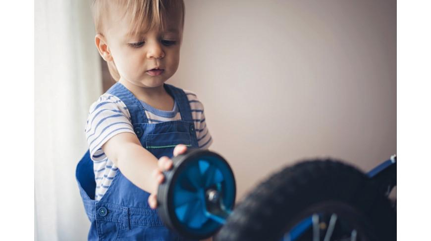 Jak przygotować dziecko do sezonu rowerowego?